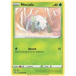 Nincada - 013/185 - Common