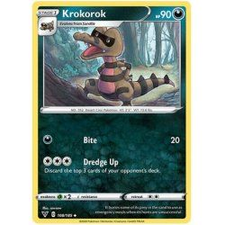 Krokorok - 108/185 - Rare