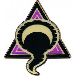 Champion's Path Stow-on-Side Ghost Badge Collector's Pin