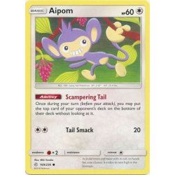 Aipom - 169/236 - Common