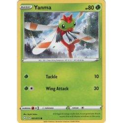 Yanma - 001/072 - Common